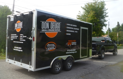 Don Deugo Small Engine Repair Parts And Services